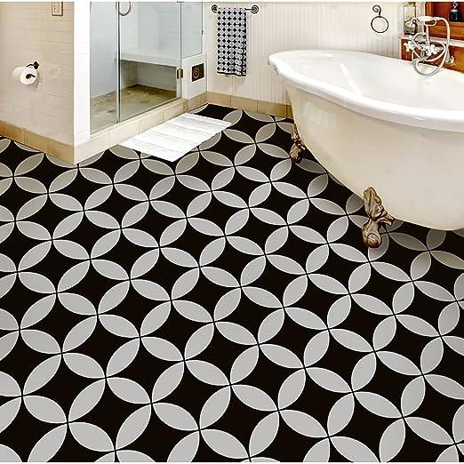 Penelope Tile Stencil DIY Floor Tiles Cement Tile Stencils