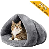 Mumoo Bear Pet Bed Soft Warm Cat Bed for Winter Cat Tent