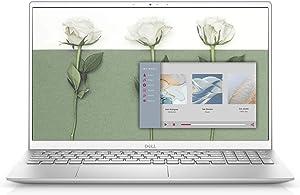 "2021 Flagship Dell Inspiron 15 5000 Laptop Computer 15.6"" Full HD Display AMD Hexa-Core Ryzen 5 4500U(Beat i7-10710U) 16GB DDR4 256GB SSD Backlit Fingerprint WiFi HDMI USB-C Webcam Win 10 (Renewed)"
