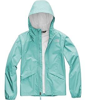Amazon.com  The North Face Girl s  Zipline Rain Jacket (Little Big ... 7977e4d2e