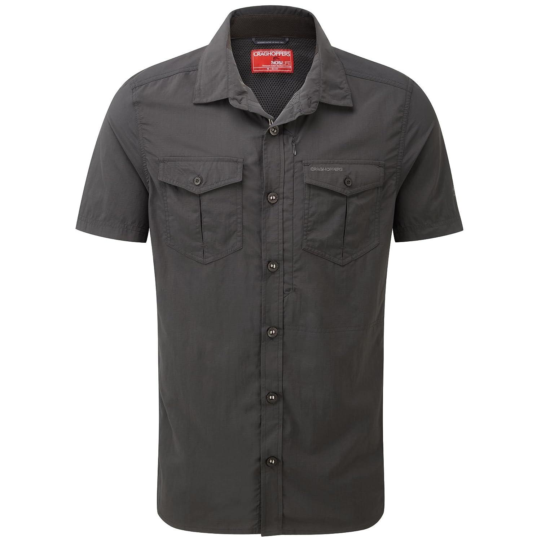 Craghoppers NosiLife He. Adventure Short Sleeved Shirt
