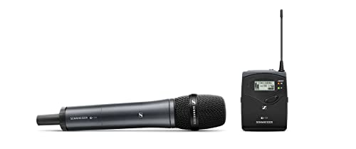 Sennheiser Ew 100 Portable Wireless Microphone System