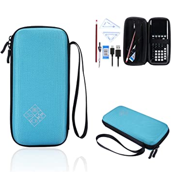 Hand Carry Bag Case Pouch For Texas Instruments TI-89 Titanium HP 50G Graphing