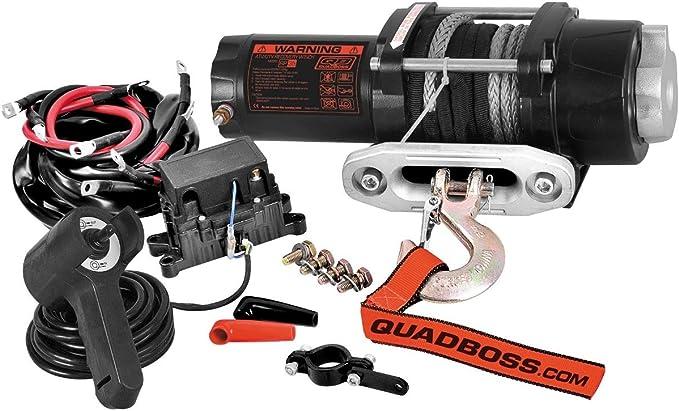 QuadBoss Winch Accessory Kit TR-ASSY-KIT-1
