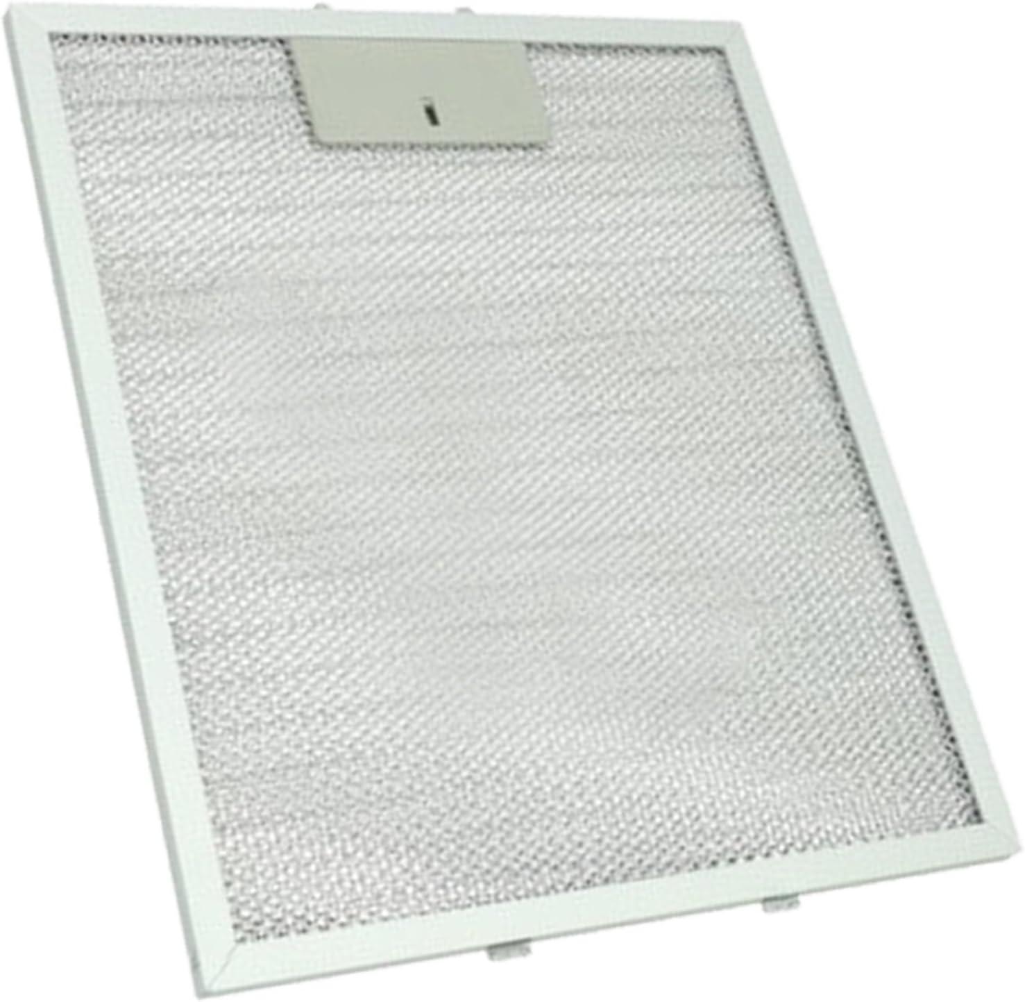 Spares2go aluminio, 2 unidades Extractor de rejilla de ventilaci/ón