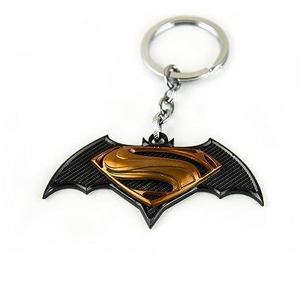 Batman V Superman Llavero DC Superhero bolsa accesorios ...