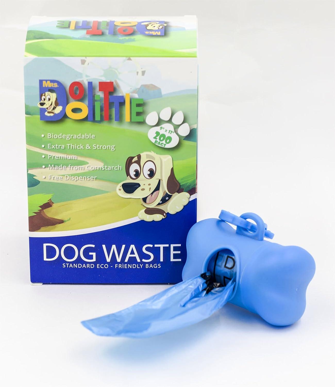 Mrs. Doolittle Dog Waste Bags Biodegradable