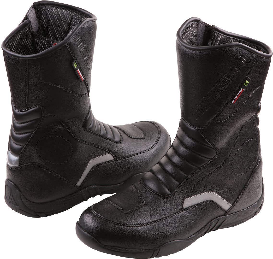 Modeka Motorcycle Touring Boots BLAKER Black