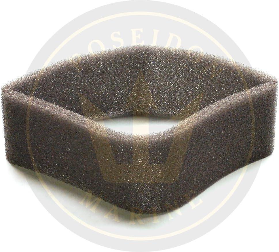 Yanmar Air filter replaces:119593-18880 6LP 6LY