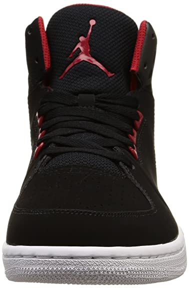 fc36fabb883860 Nike air Jordan 1 Flight 3 Mens hi top Basketball Trainers 706954 Sneakers  Shoes (UK 8 US 9 EU 42. 5