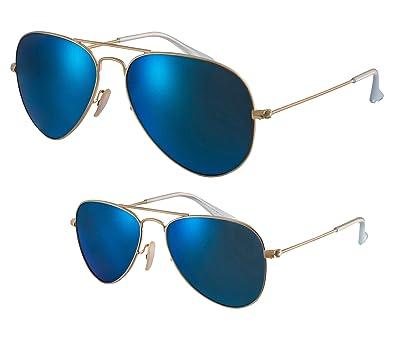 Amazon.com: Ali&Alex Taylor Aviator - Gafas de sol ...