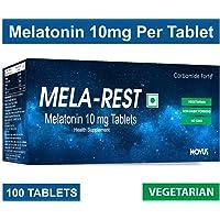 Carbamide Forte Sleeping Aid Pills Melatonin 10mg – 100 Veg Tablets