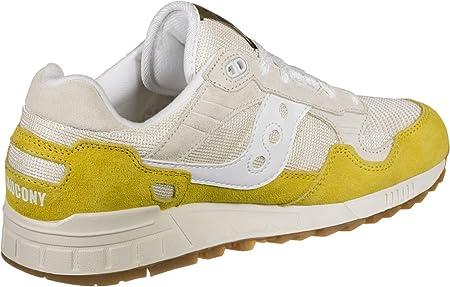 Saucony Shadow 5000 Vintage Calzado Yellow/Tan/White