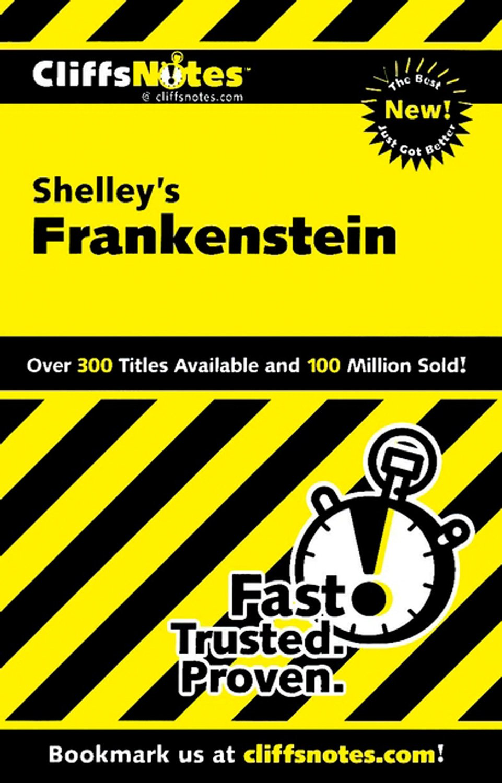 Download CliffsNotes on Shelley's Frankenstein (Cliffsnotes Literature Guides) pdf epub