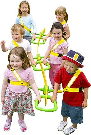 Walkodile Clásico (6 niños), Cuerda para pasear a niños, Correas ...