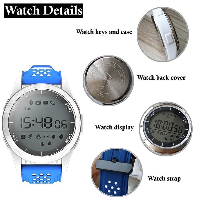 Easycat Outdoor Sport Smart Watch, F3 Profesional Impermeable ...