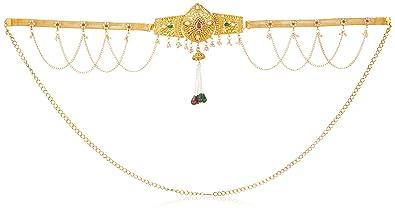c91af9b47163f Sukkhi Belly Chains for Women (Golden) (KB71865GLDPJ092017)