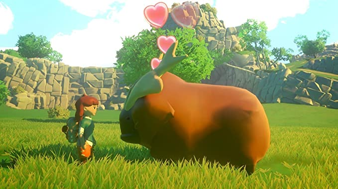 Yonder: The Cloud Catcher Chronicles Switch - Nintendo Switch ...