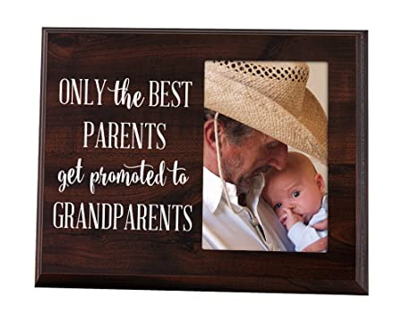 Only the Best Parents Get Promoted to Grandparents Gift for ...
