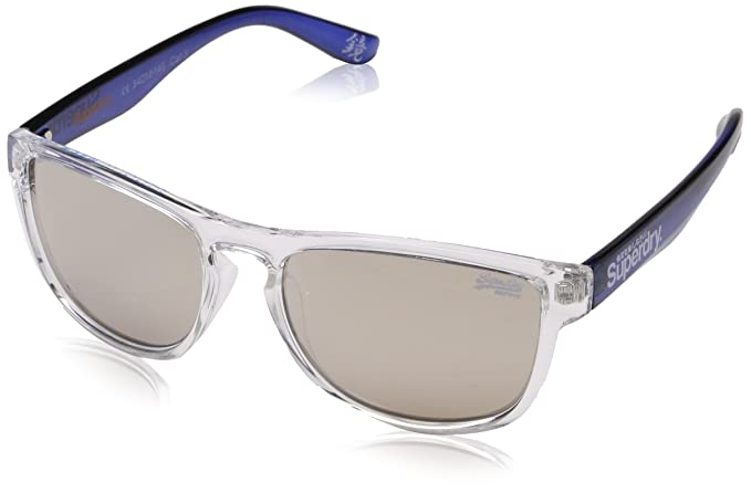 Superdry Osaka6 Gafas de Sol, Multicolor (Gloss Clear Blue ...