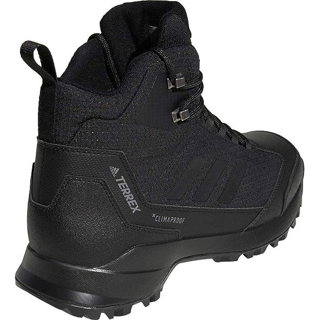 best cheap c479f 5e03e Amazon.com  adidas Men Running Shoes Boots Terrex Heron Mid CW CP  Waterproof Hiking AC7841  Walking