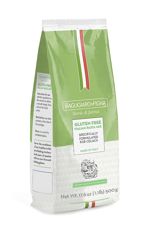 Mezcla de pasta italiana sin gluten, paquete de 1 lb: Amazon ...