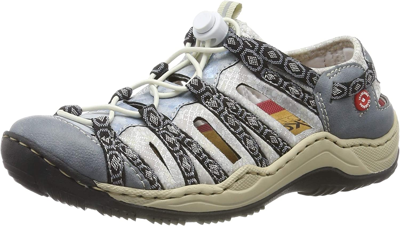 Sneakers Basses Femme Rieker L0577-12