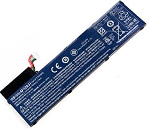 Binger New Replacement Laptop Battery 4850mah/54wh Compatible with Acer Aspire Timeline M3 M5 Series Ultra U M3-581tg M5-481tg M3-481tg Bt.00304.011 Ap12a3i Ap12a4i 3icp7/67/90