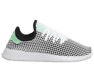 Adidas Originals Deerupt Runner Turnschuhe Schuhe schwarz