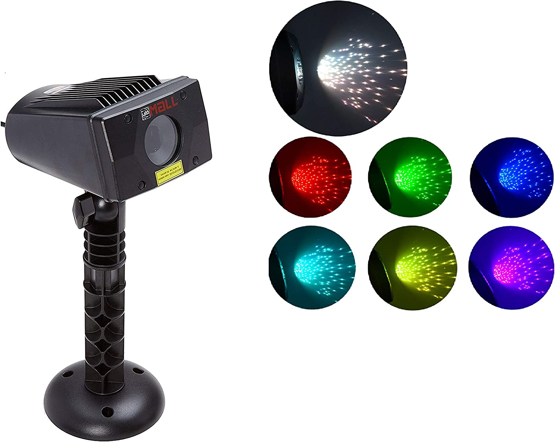 Details about  /2021 Outdoor Christmas LED Projection Light 16 Patterns Laser Light Party La P1