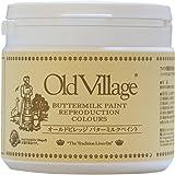 オールドビレッジ バターミルクペイント-CORNER CUPBOARD YELLOWISH WHITE 473ML 13-25