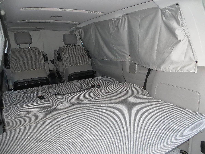 STee FRee Juego de 4 cortinas a medida para VW T4 Multivan; Caravelle; Transporter
