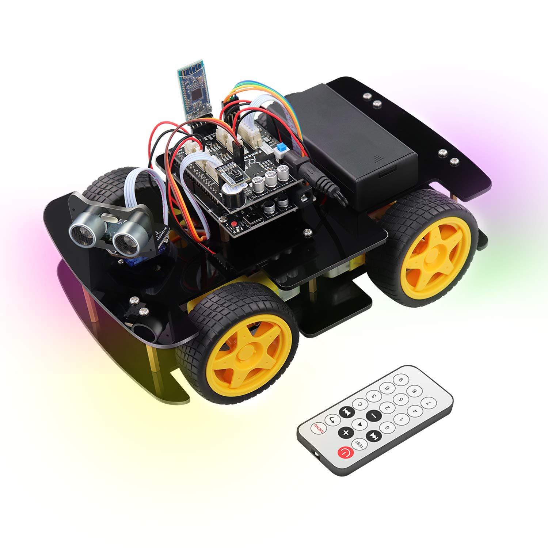 Robot Educativo para armar y programar en Arduino Freenove a