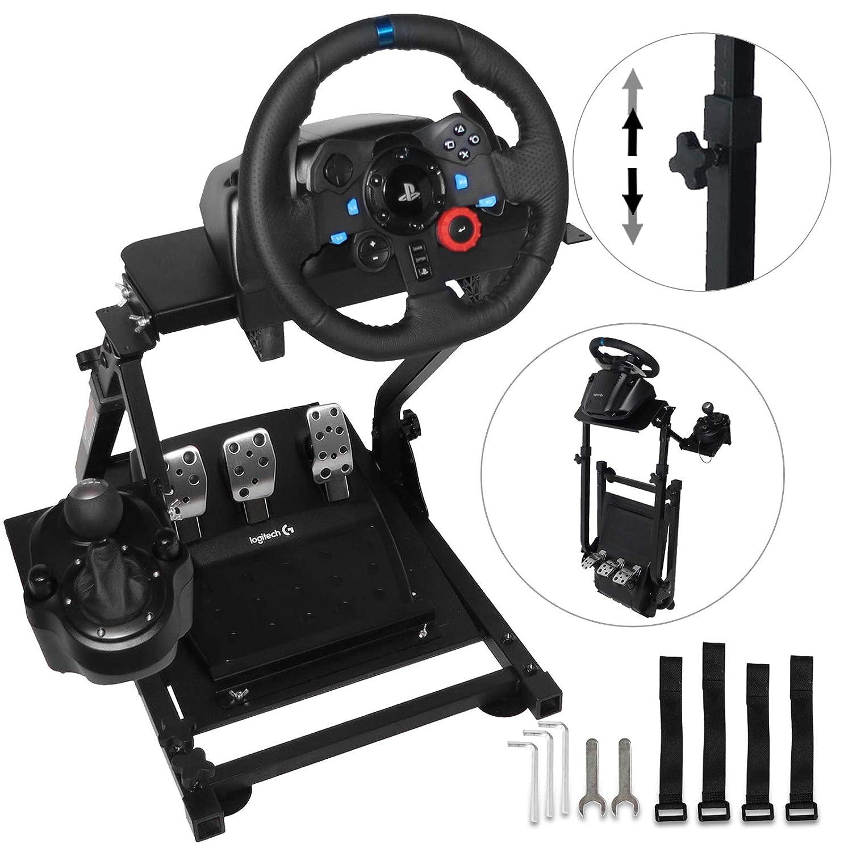 Amazon Com Vevor G29 G920 Racing Steering Wheel Stand Logitech G25