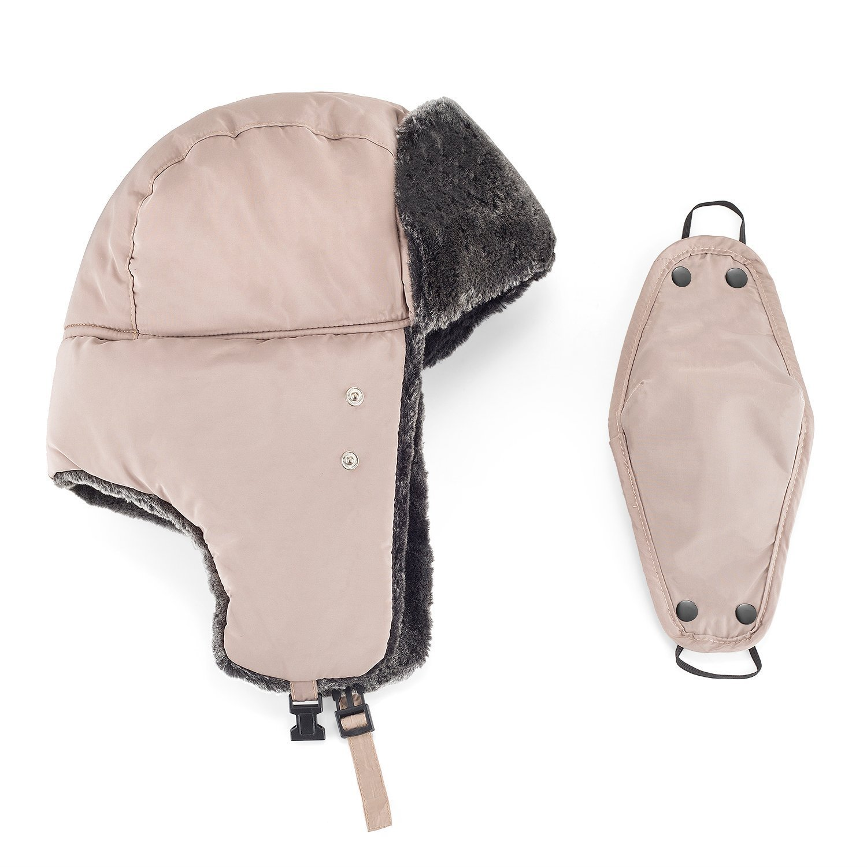 Warm Unisex Winter Trapper Trooper Hat 69edd2e97e82