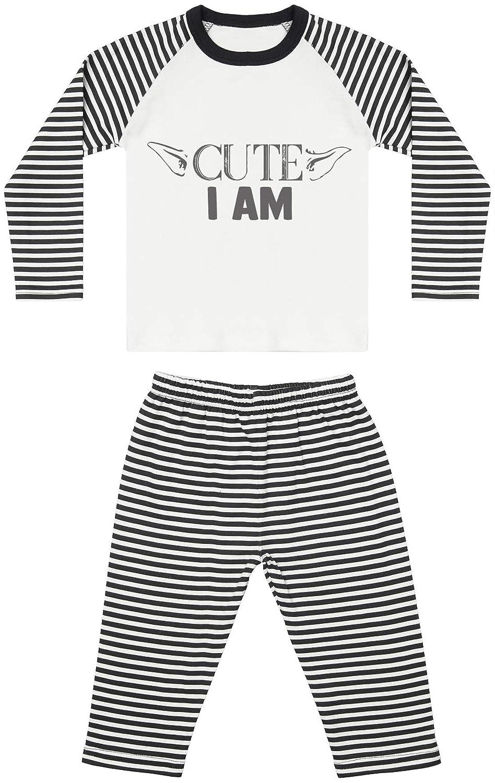 Baby Nightwear Baby Gift Cute I Am Baby Pyjamas