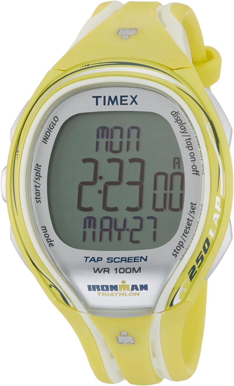 Timex Ironman Sleek 250Lap Mediados tamaño Reloj de Running