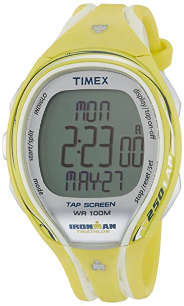 Review Timex Ironman Sleek 250