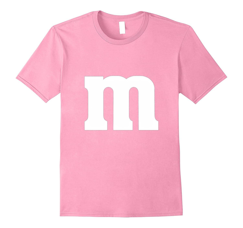 M Candy Halloween shirt-T-Shirt