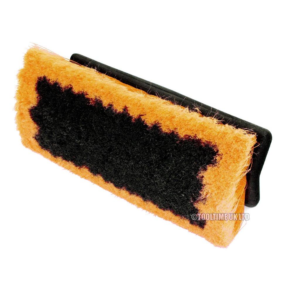 Tooltime Applique UK 3/Metre t/élescopique Eau Fed Brosse de Lavage Orange Haute Pression Nettoyeur /à Lance