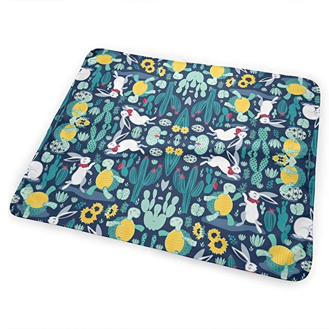 Amazon.com: Baby Portable Changing Pad, The Tortoise and The ...