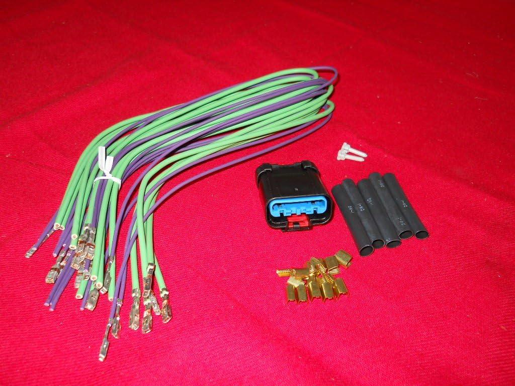 2001-2006 Dodge Dakota Durango Blower Resistor Wiring OEM Mopar