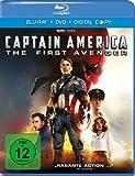 Captain America - The First Avenger [Blu-ray + DVD]