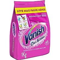 Tira Manchas em Pó Vanish Oxi Action Pink, 1kg