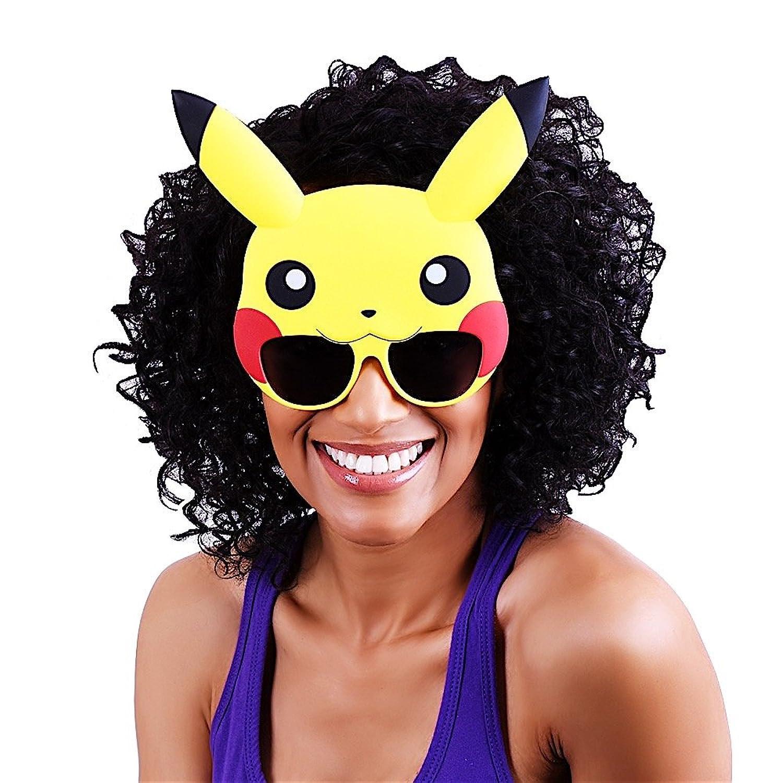 Sun-staches–Pokémon Pikachu Lunettes de soleil Adulte uWNI9e