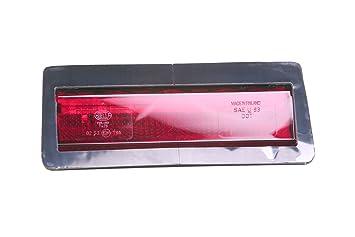 HELLA 2DA 007 428-001 Luz de freno adicional, 12V, Matrix, con bombilla: Amazon.es: Coche y moto