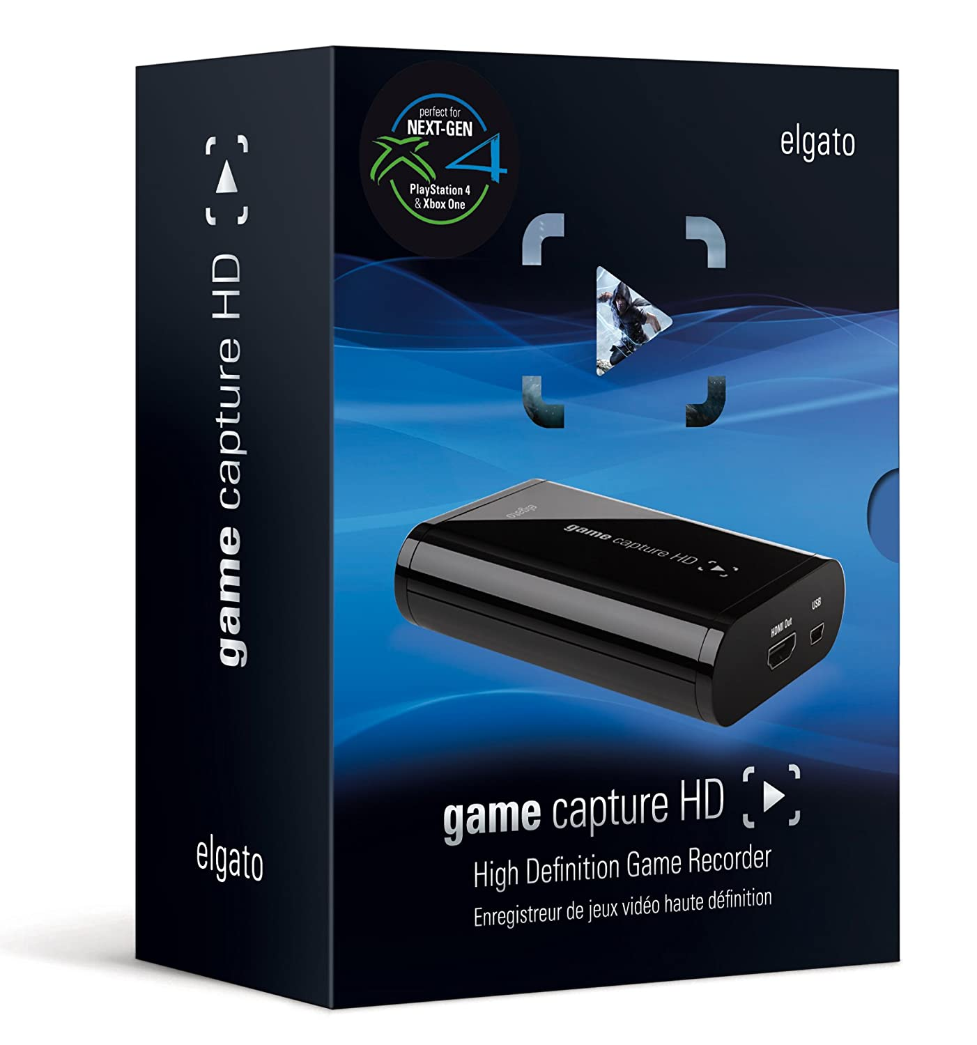Elgato Game Capture HD thumbnail