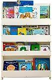 Tidy Books - Bibliothèque présentoir Tidy Books - Blanc