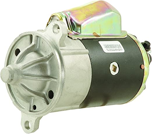 F-Series Pickups IMI107 IMI107N 112965 10465089 E3TF-11001-AA E3TZ-11002-A E4TF-11001-AA E-Series Vans DB Electrical SFD0017 New Starter For 4.9L 5.0L 5.8L Ford BRONCO 83 84 85 86 87 88 89 90 91