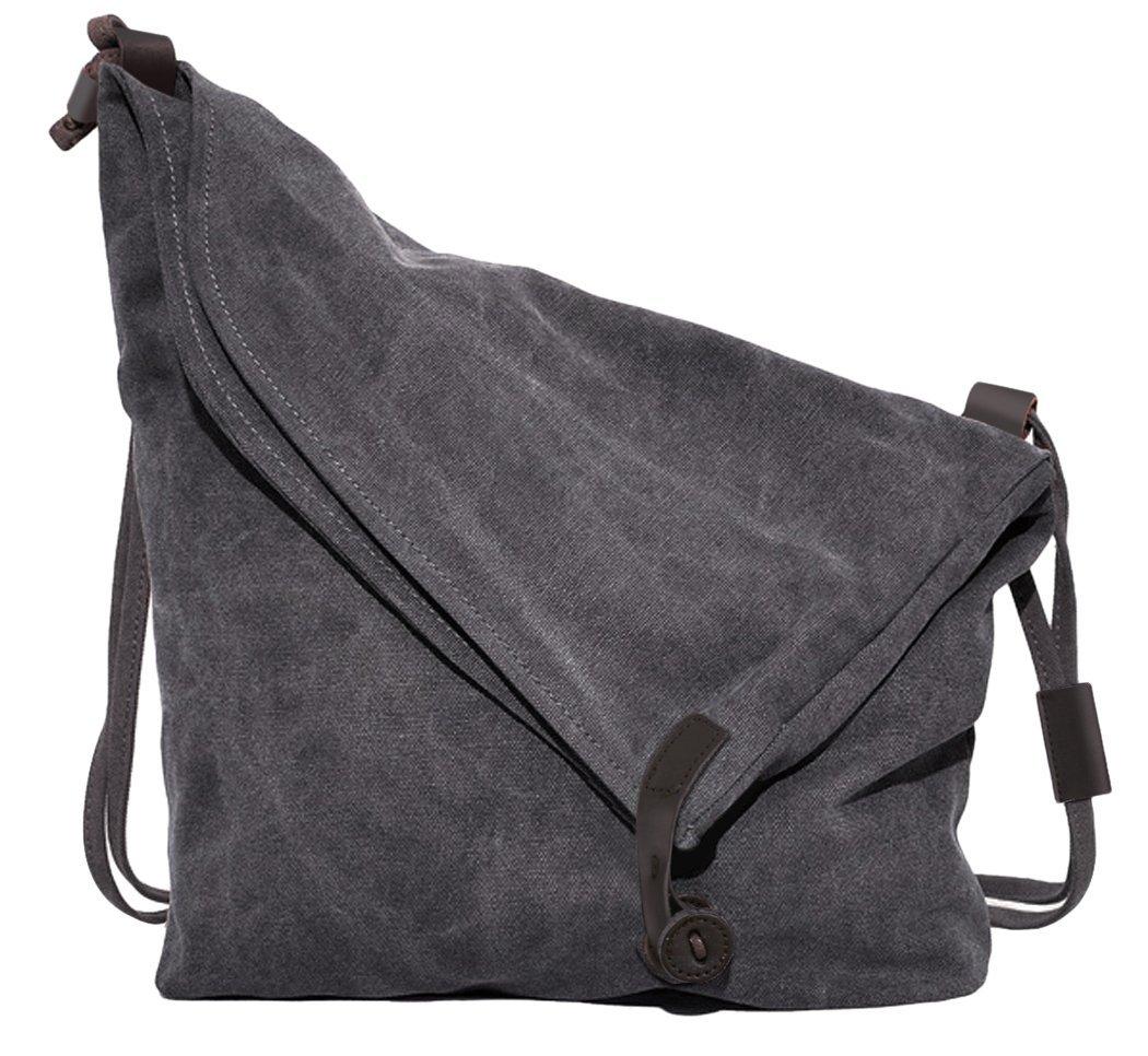 Hobo Crossbody Bag,Coofit Canvas Tote Bags Women Messenger Shoulder Bag Hobo Handbags 114607S770Q75